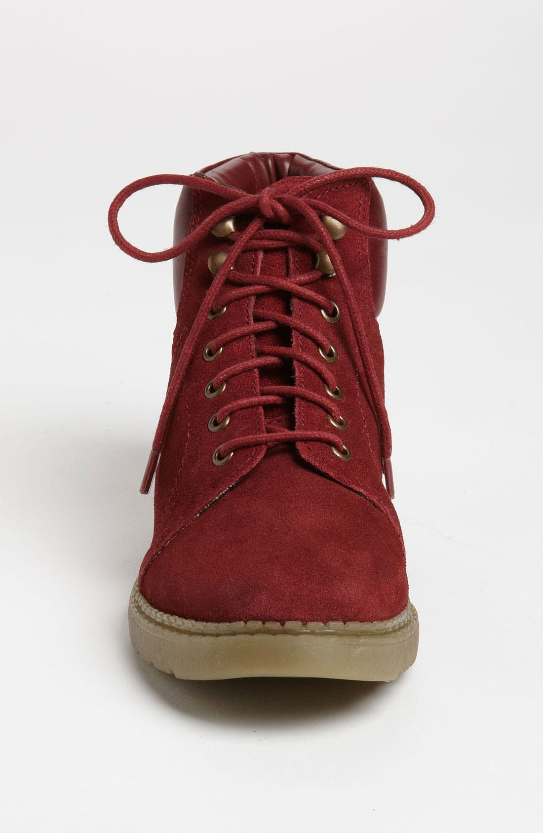 Alternate Image 3  - Topshop 'Mario' Hiking Boot (Women)