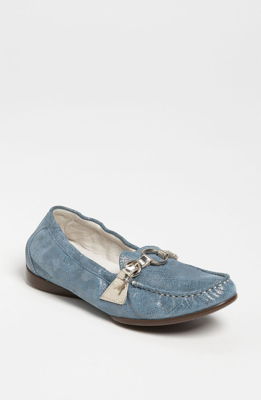 Alternate Image 1 Selected - Attilio Giusti Leombruni Ring Moc Loafer