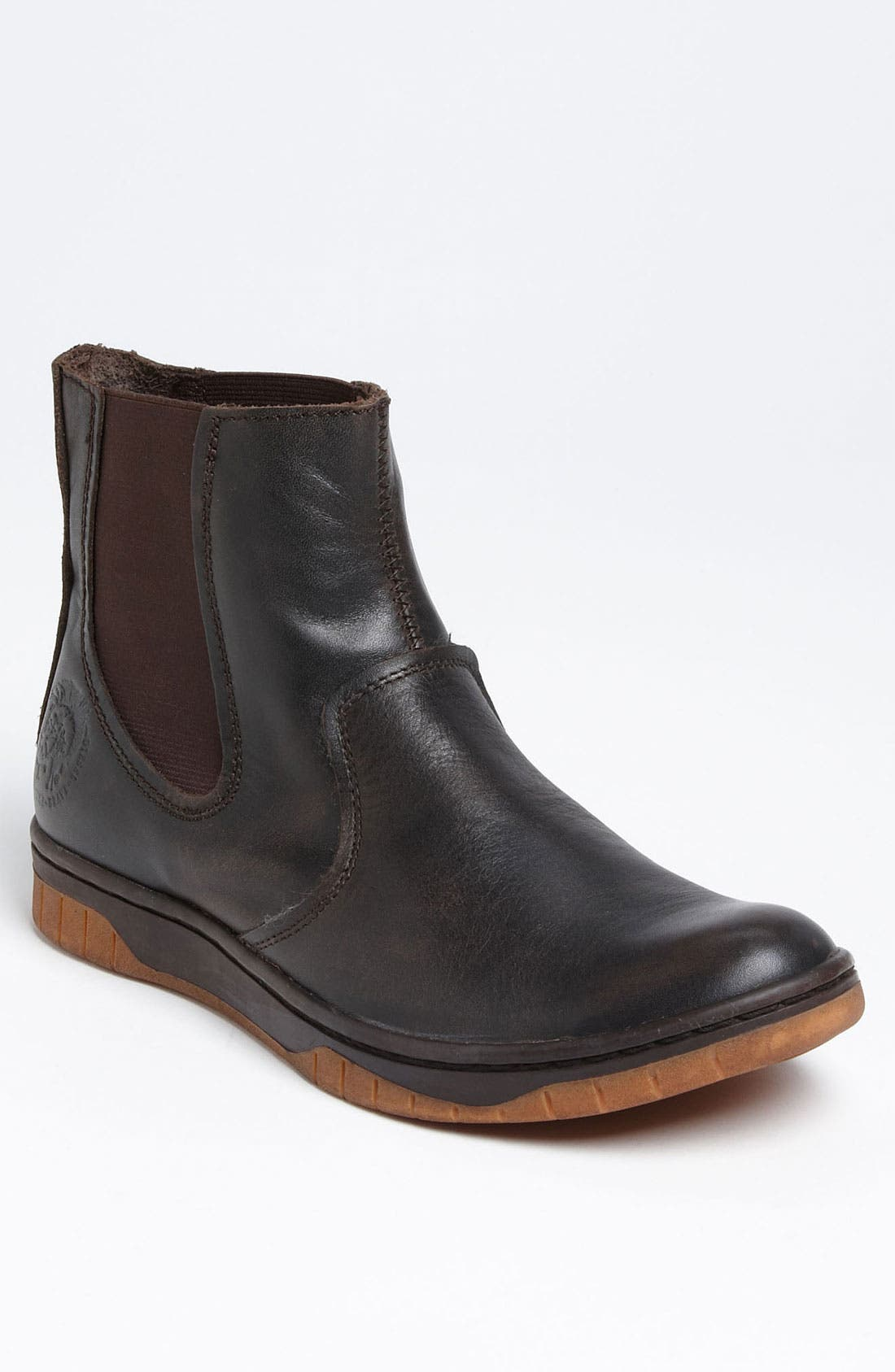 Alternate Image 1 Selected - DIESEL® 'Tatradium Basket-On' Chelsea Boot (Online Only)
