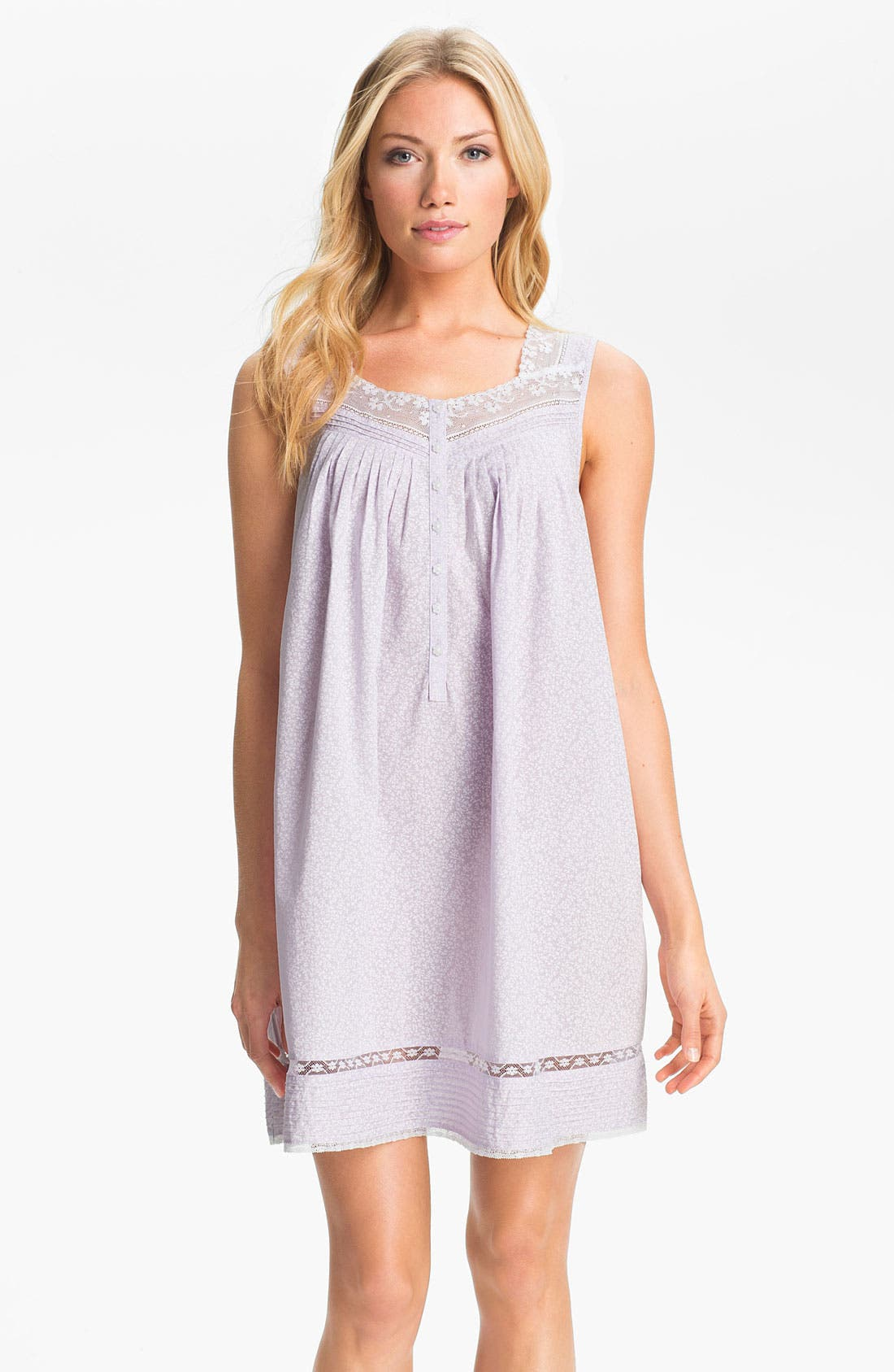 Alternate Image 1 Selected - Eileen West 'Stargazers Delight' Short Nightgown