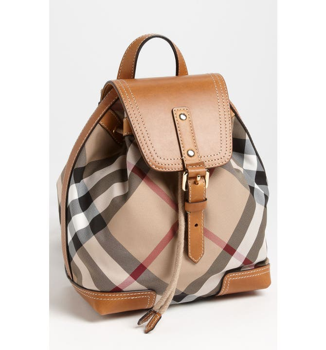 Burberry Backpack Personalized