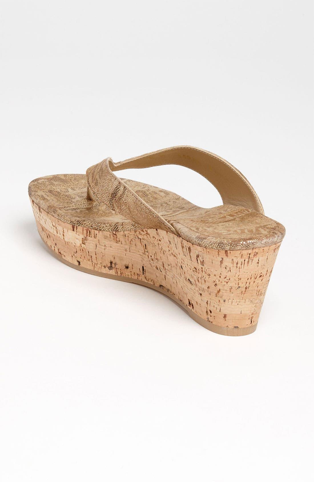Alternate Image 2  - Stuart Weitzman 'Clasp' Sandal
