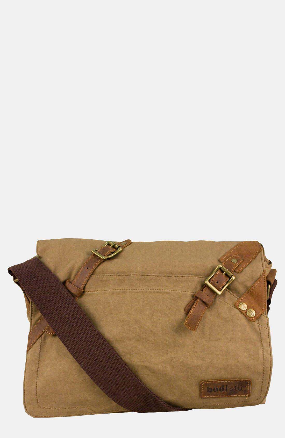Alternate Image 1 Selected - Bed Stu 'Declan' Messenger Bag
