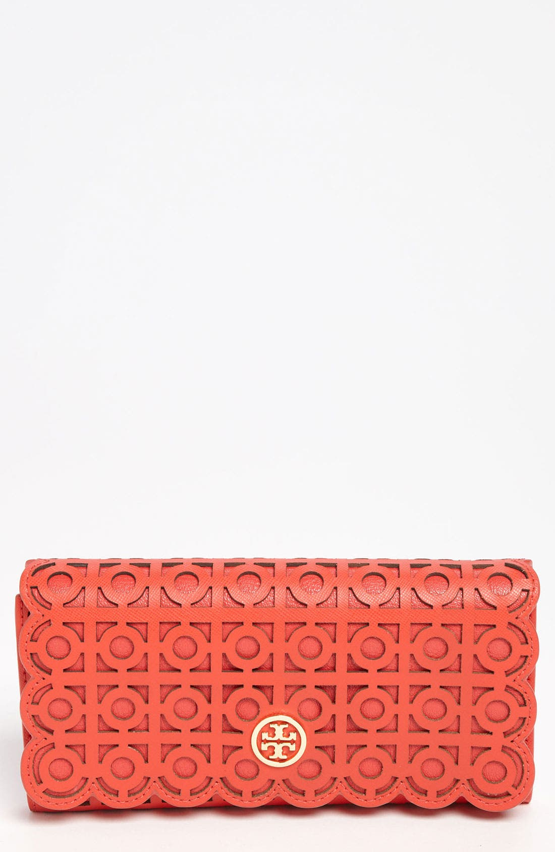 Alternate Image 1 Selected - Tory Burch 'Kelsey' Continental Wallet