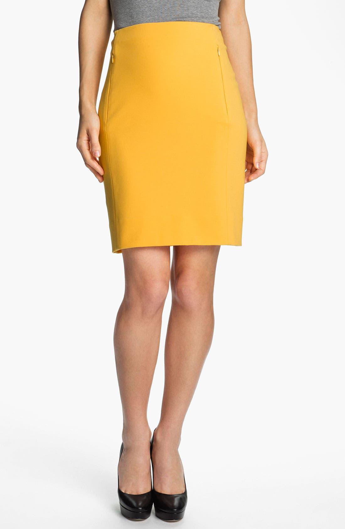 Main Image - Diane von Furstenberg 'New Koto' Pencil Skirt