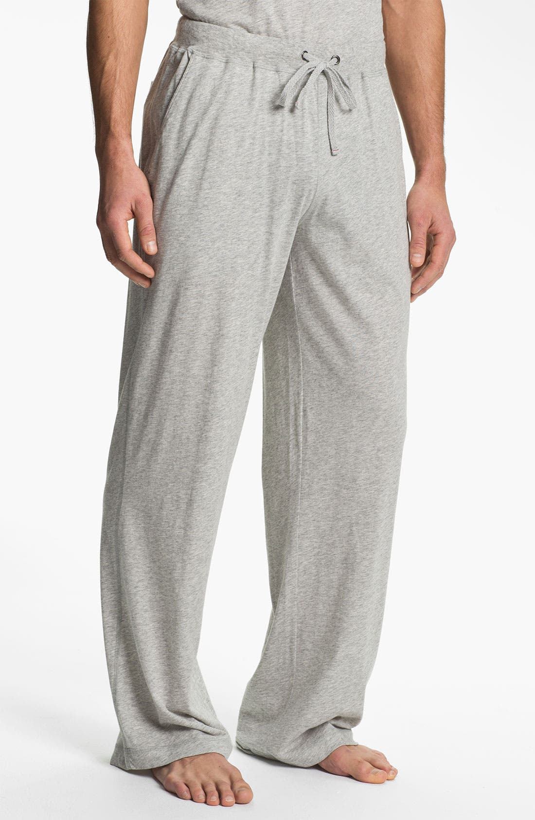 Daniel Buchler Peruvian Pima Lightweight Cotton Lounge Pants