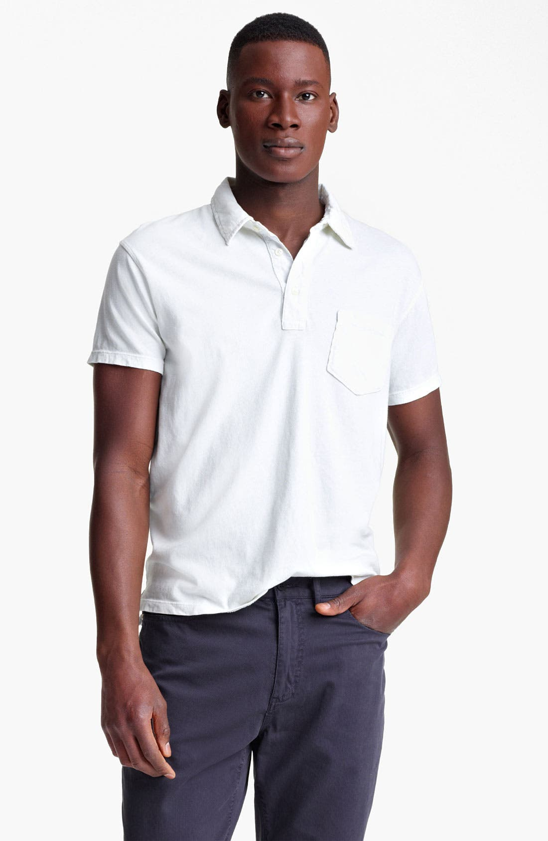 Alternate Image 1 Selected - Grayers 'Charles' Polo
