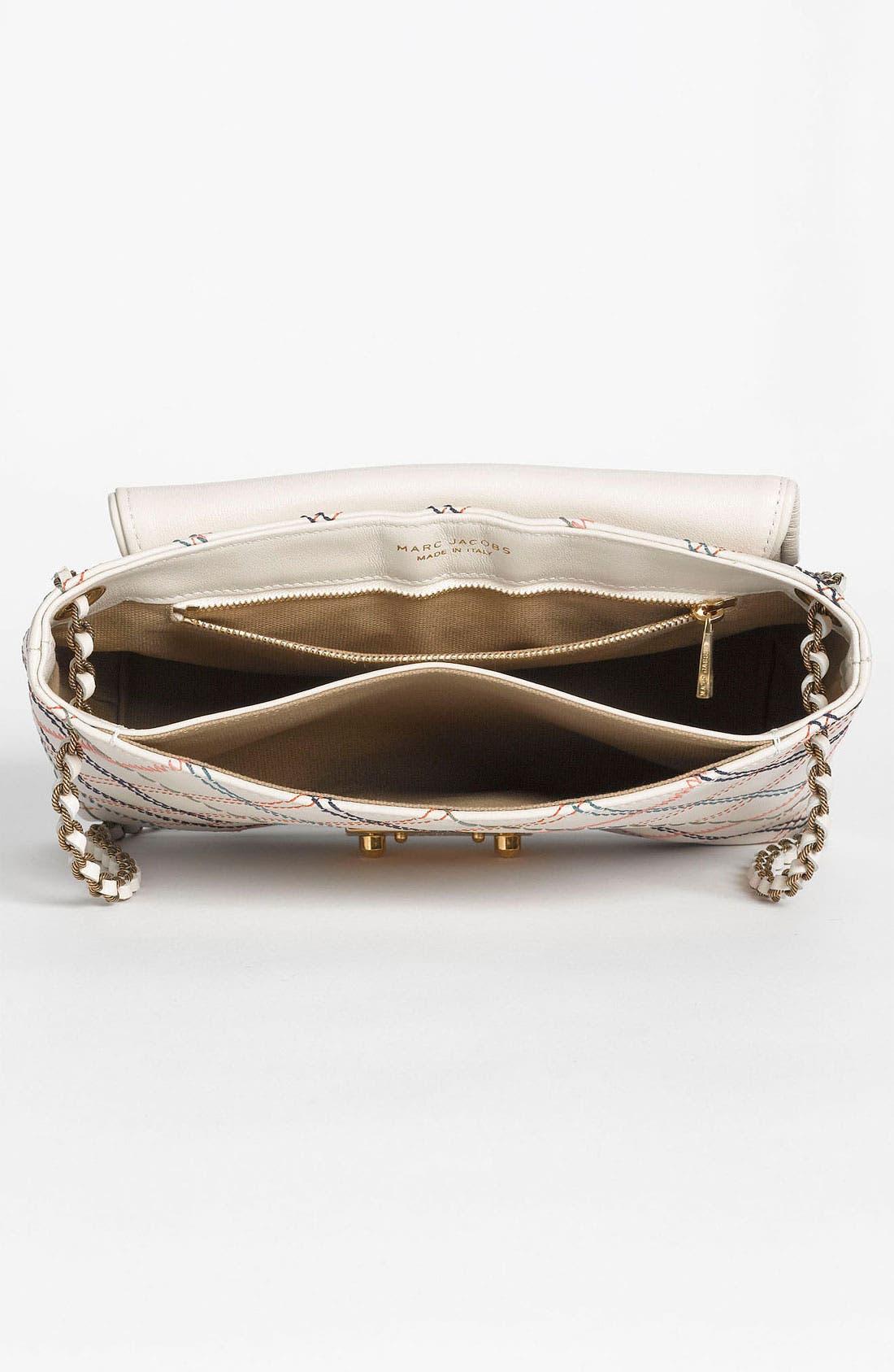 Alternate Image 3  - MARC JACOBS 'Multistitch Single - Large' Leather Shoulder Bag