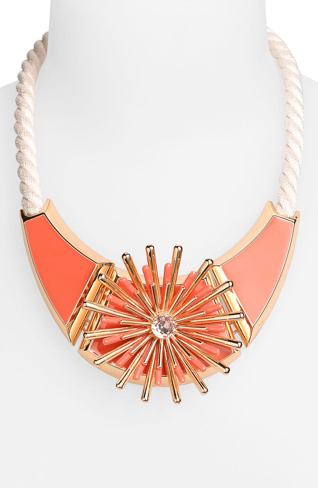 Alternate Image 1 Selected - Vince Camuto 'Pop-Up Bloom' Bib Necklace