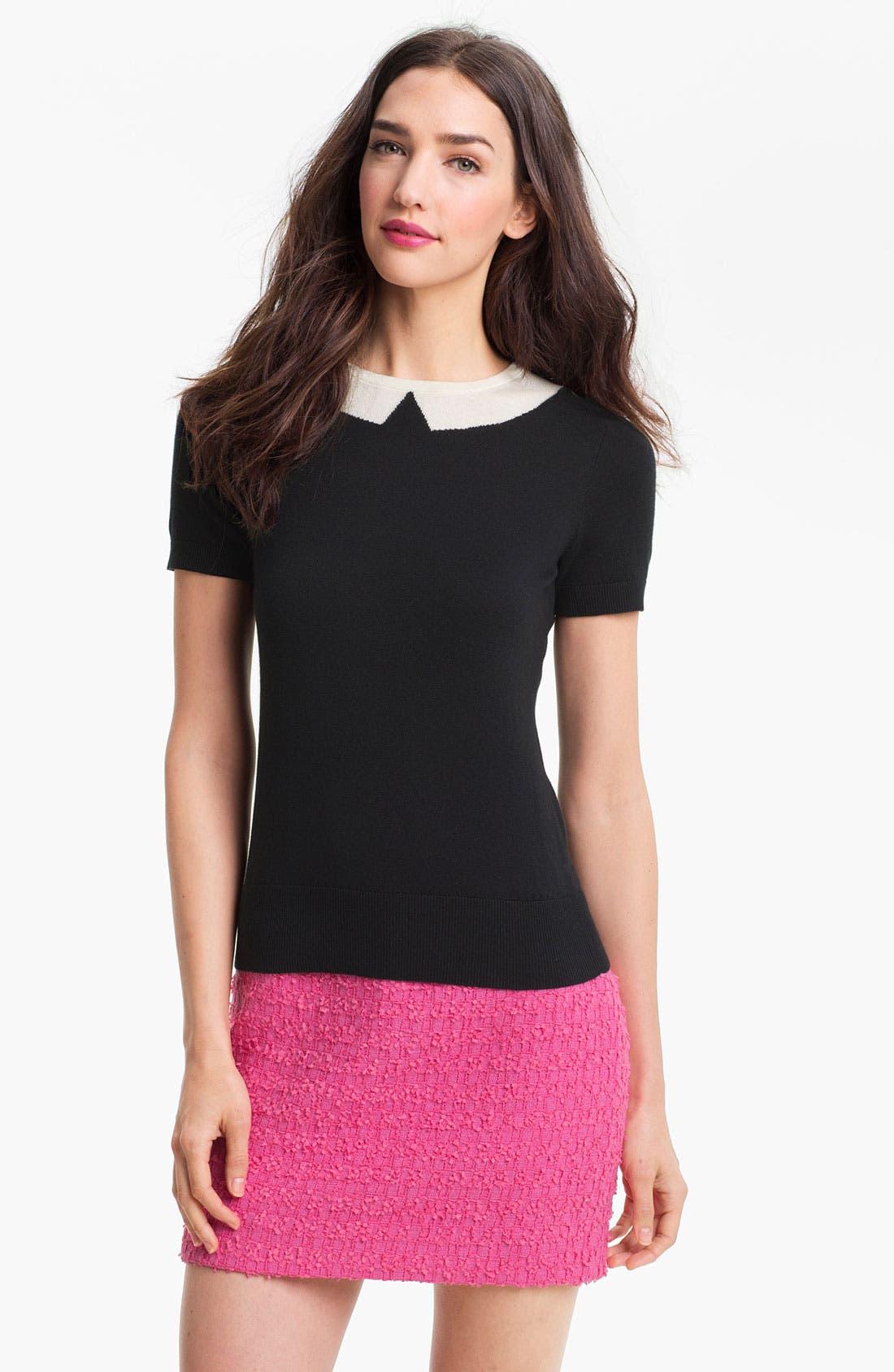 Alternate Image 1 Selected - kate spade new york 'susan' sweater