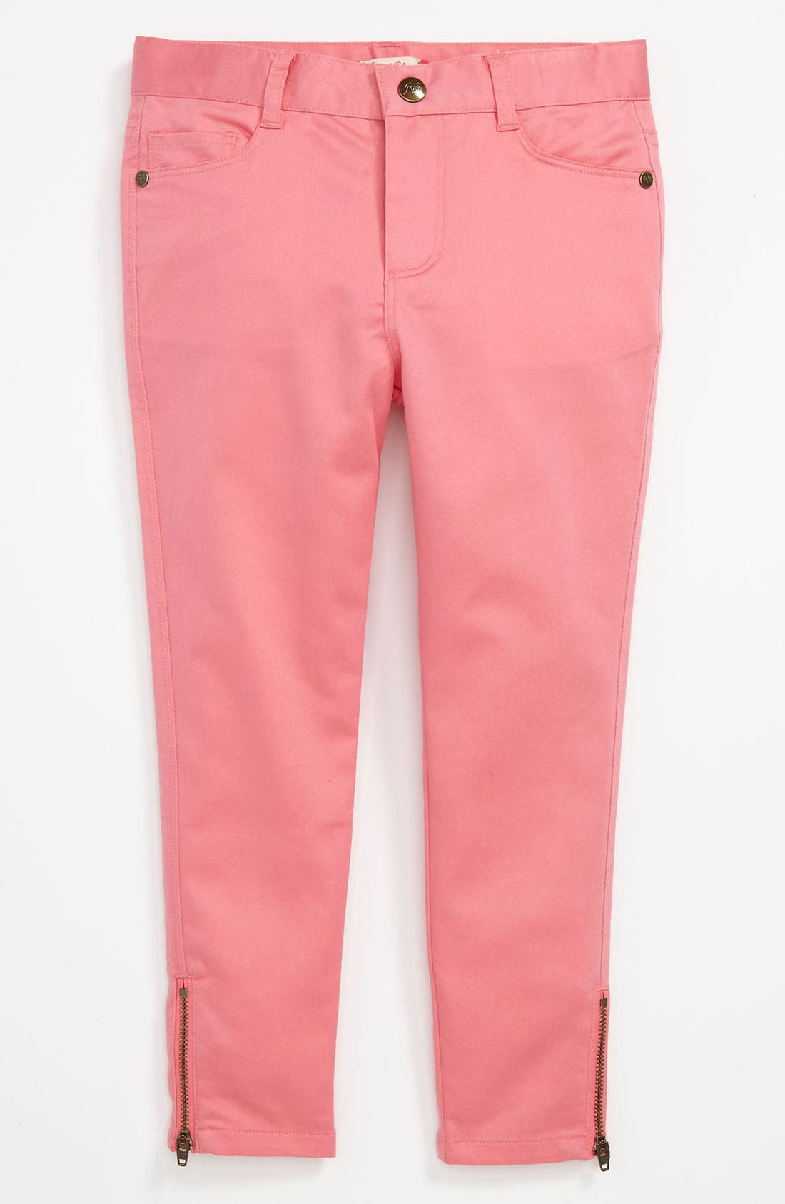 Alternate Image 2  - Ruby & Bloom 'Ana' Ankle Pants (Little Girls & Big Girls)