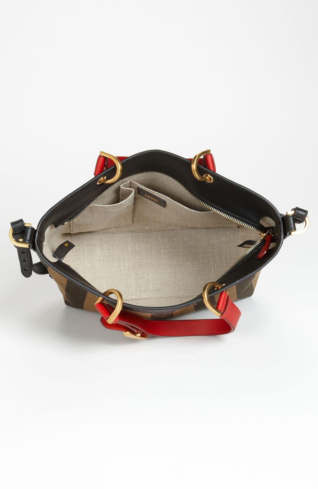 Alternate Image 3  - Fendi 'Small Pequin' Shoulder Bag