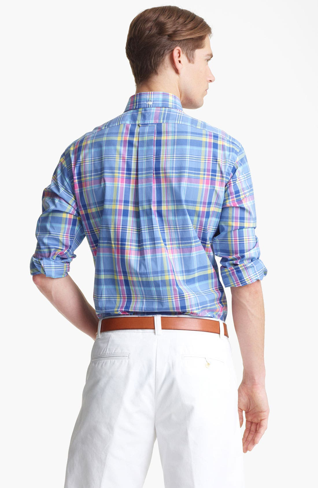 Alternate Image 2  - Polo Ralph Lauren Classic Fit Sport Shirt