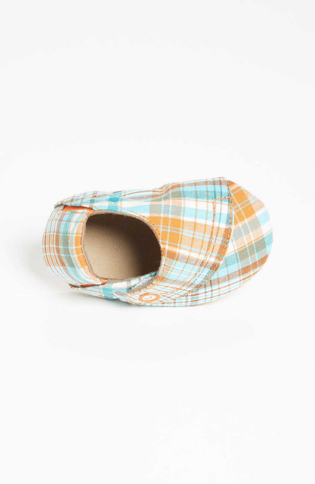 Alternate Image 3  - Stride Rite 'Mad For Plaid' Crib Shoe (Baby)