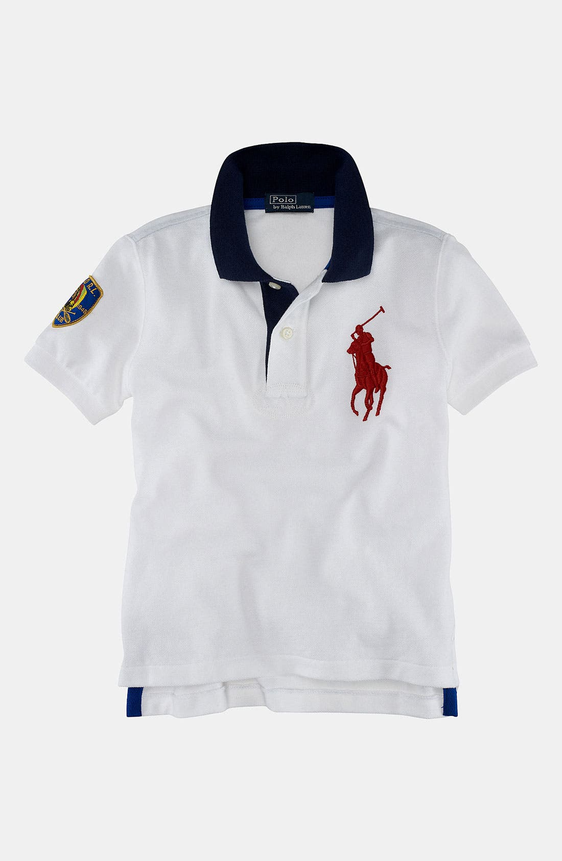 Alternate Image 1 Selected - Ralph Lauren Polo (Toddler)