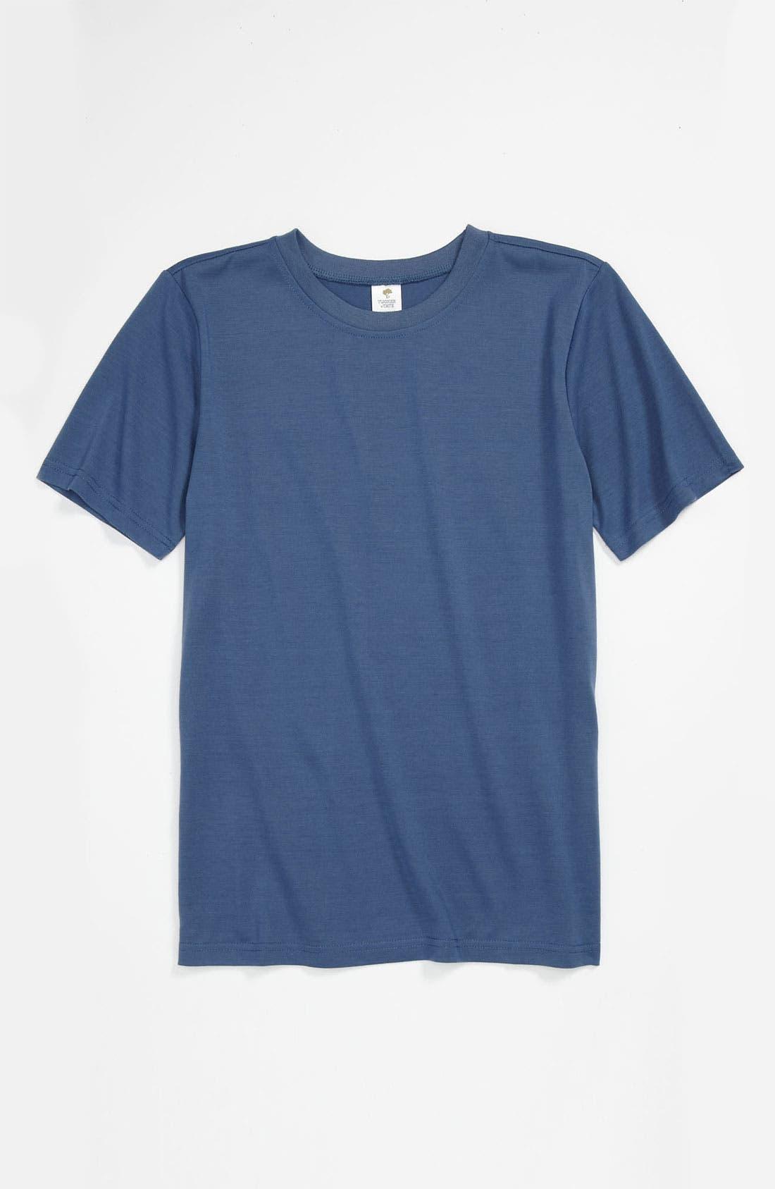 Alternate Image 1 Selected - Tucker + Tate Short Sleeve Pajama Top (Little Boys & Big Boys)