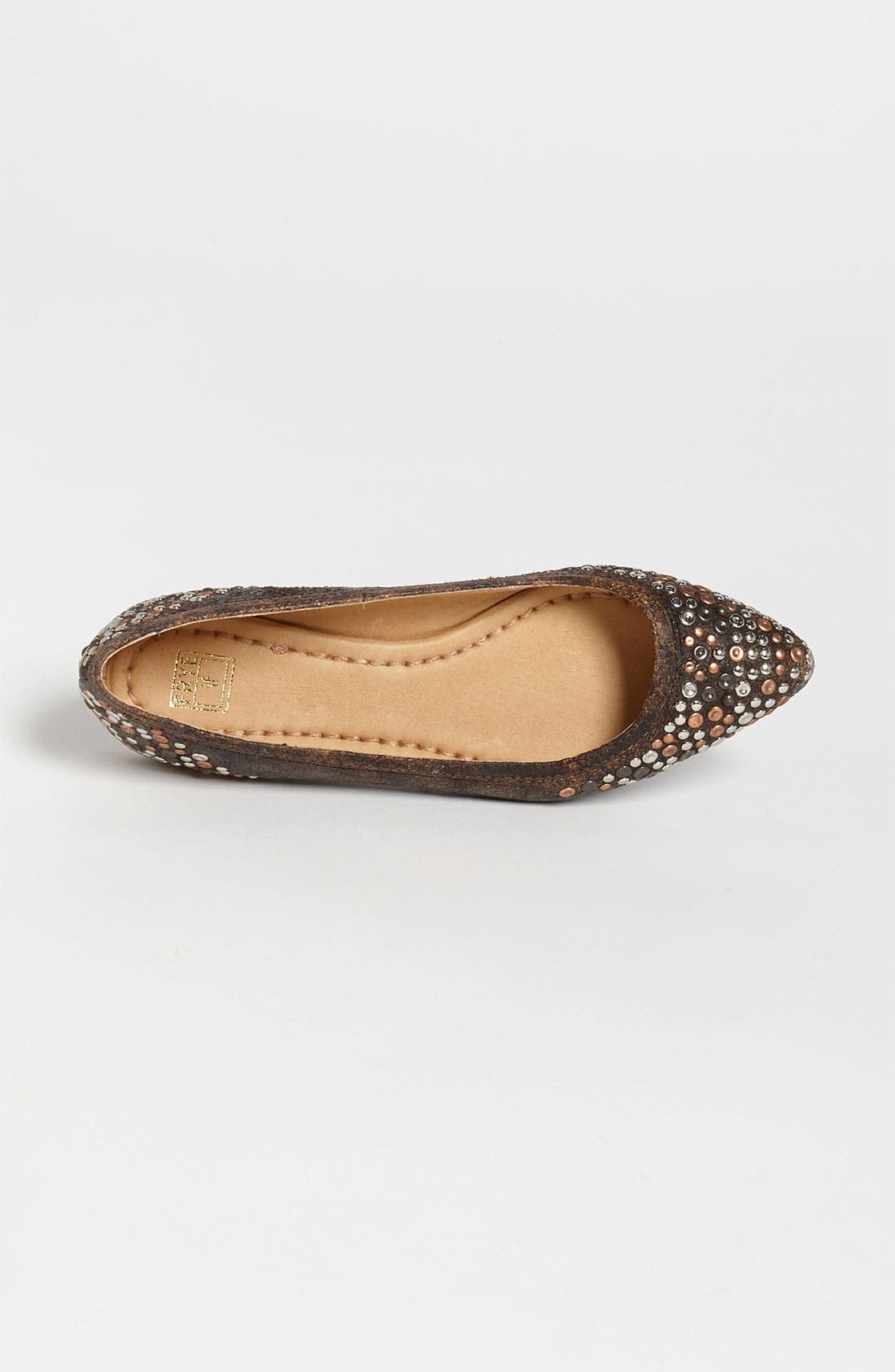 Alternate Image 3  - Frye 'Regina' Studded Flat