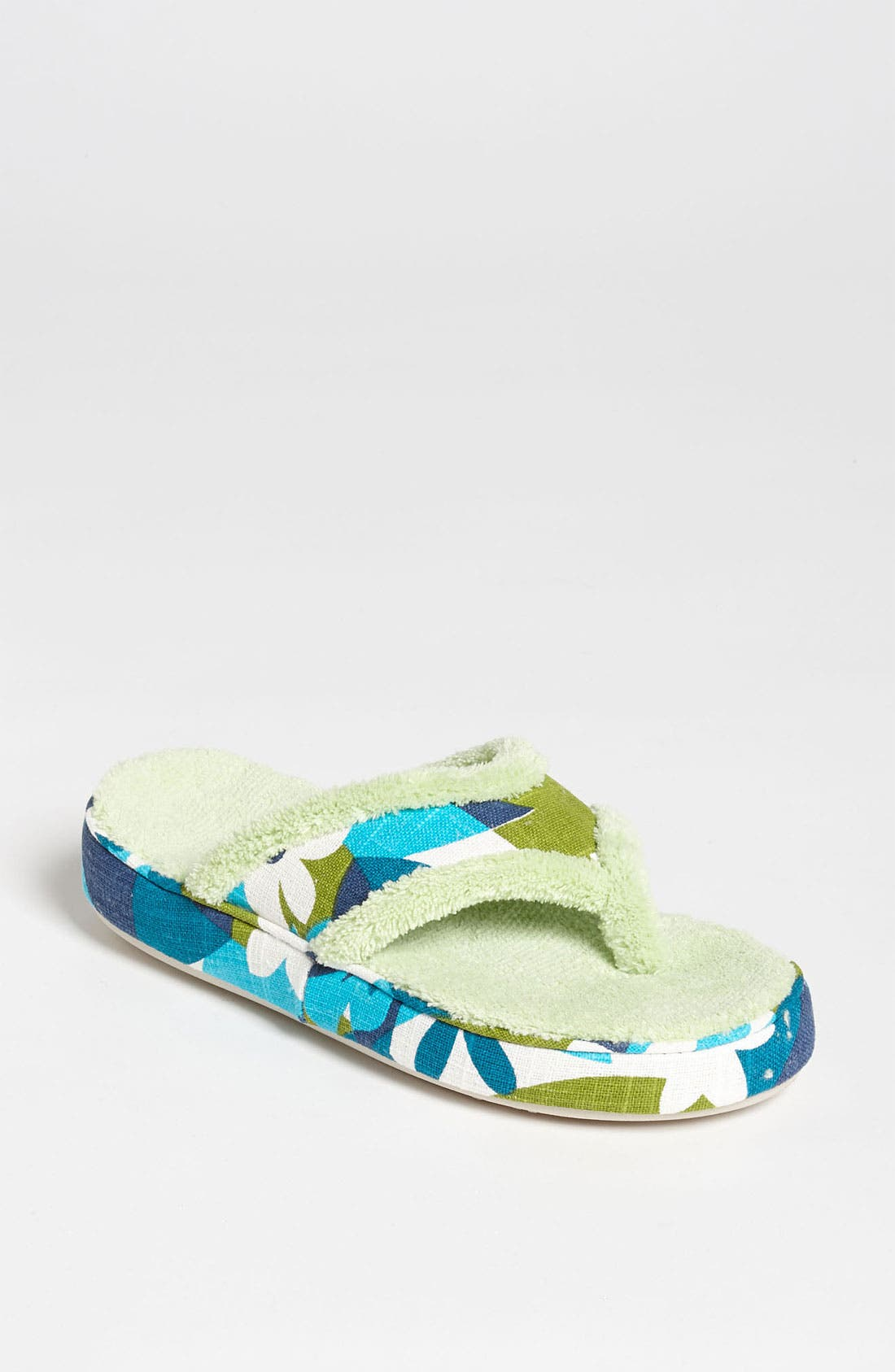 Alternate Image 1 Selected - Acorn 'Taylor Spa' Thong Slipper (Online Only)