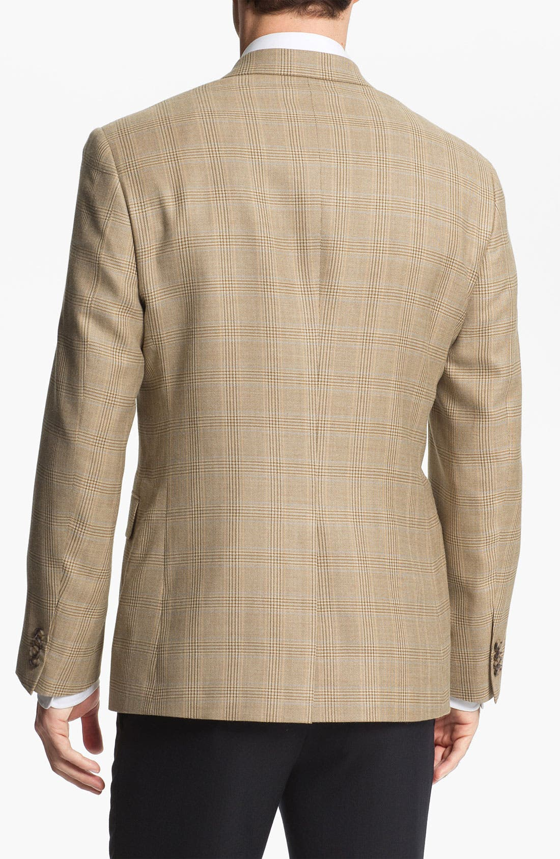 Alternate Image 2  - John W. Nordstrom® Plaid Sportcoat