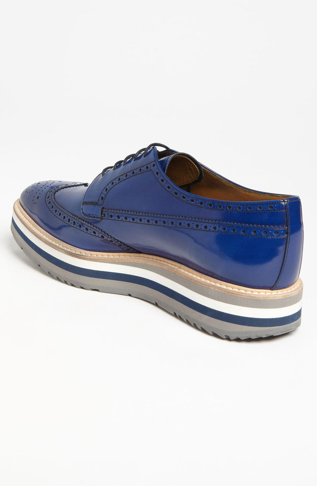 Alternate Image 2  - Prada Triple Sole Wingtip