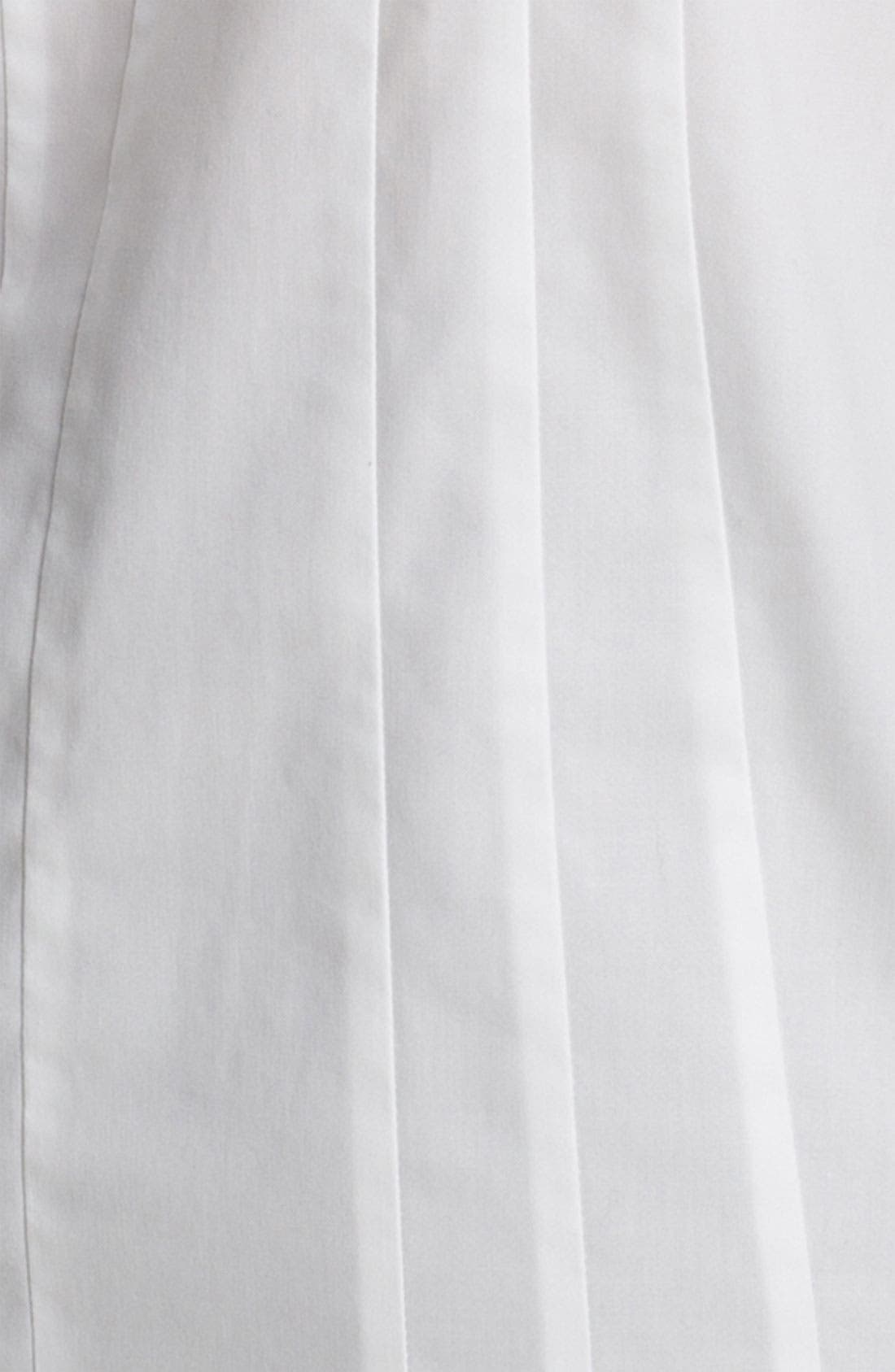 Alternate Image 3  - Foxcroft Stretch Cotton Shirt