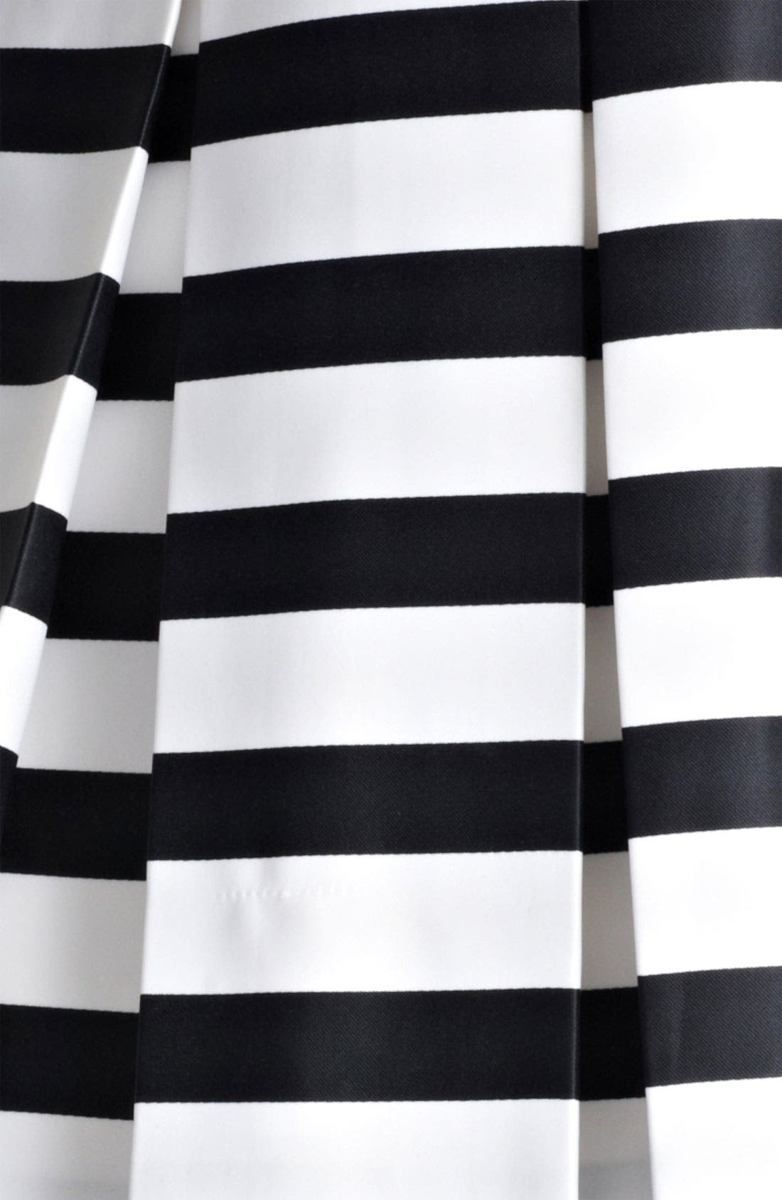 Alternate Image 6  - MARC JACOBS Large Stripe Satin Gabardine Skirt
