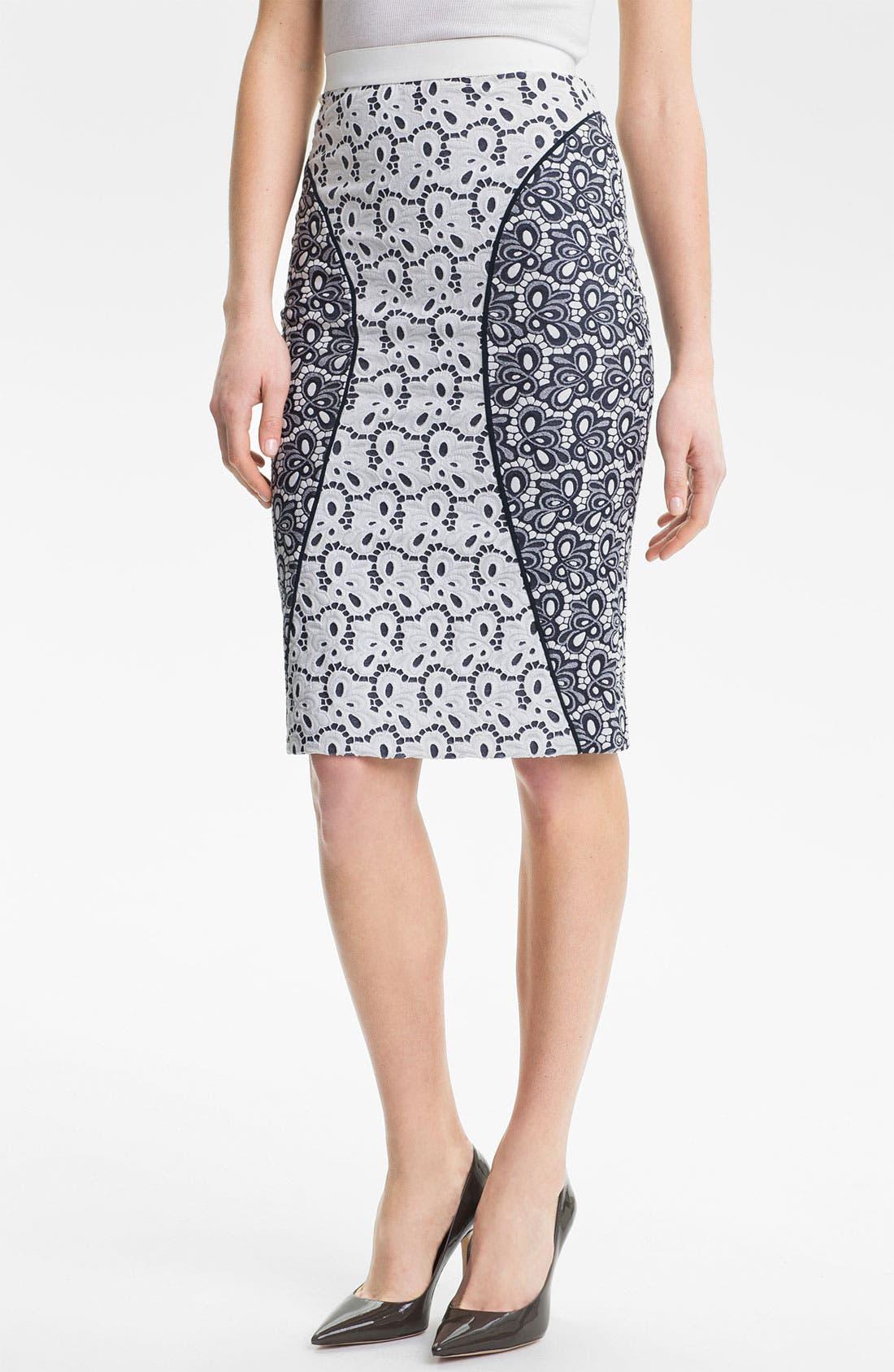 Alternate Image 1 Selected - Rebecca Minkoff 'Della' Skirt