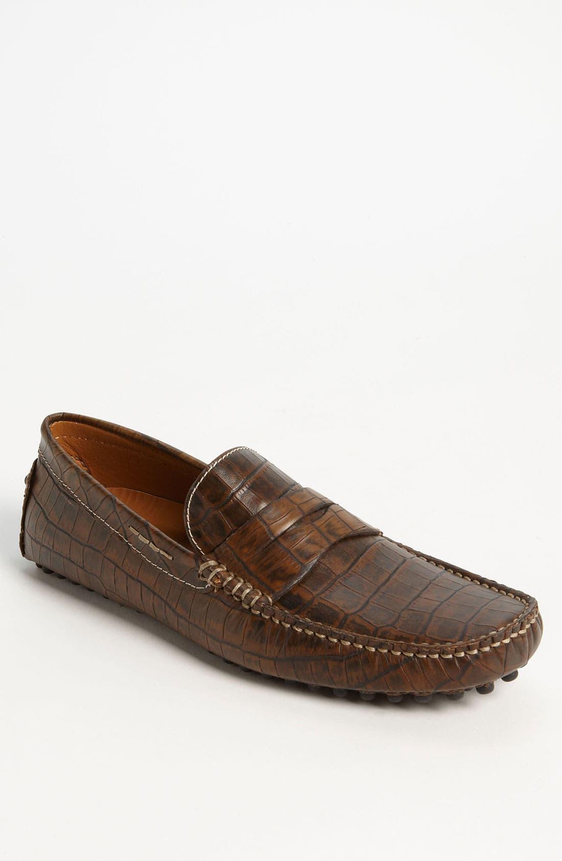 Alternate Image 1 Selected - G Brown 'Tortola' Driving Shoe