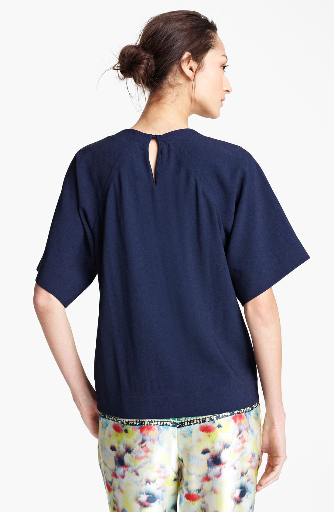 Alternate Image 2  - Yigal Azrouël Technical Crepe Blouse