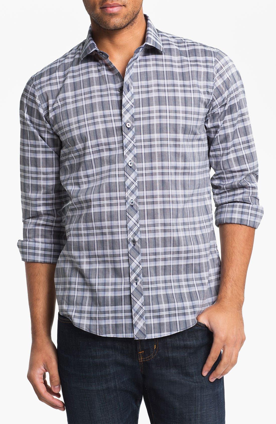 Alternate Image 1 Selected - Zachary Prell 'Kaiden' Sport Shirt