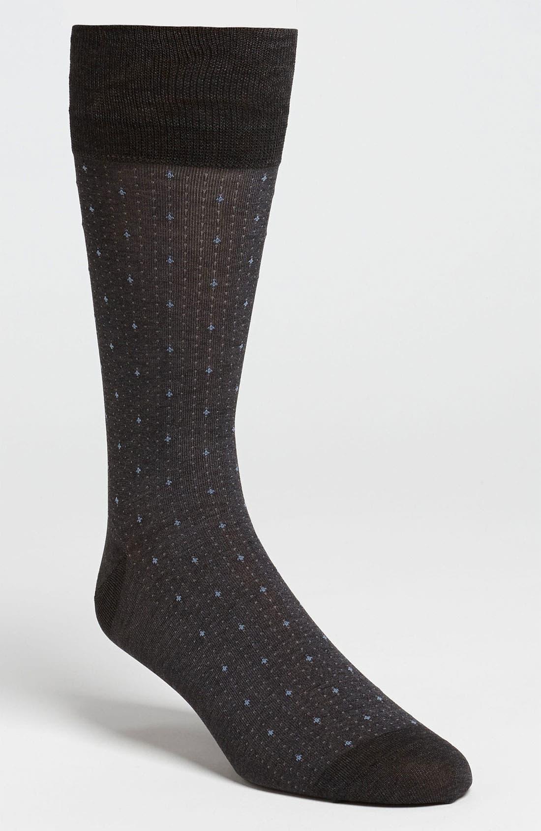 Main Image - John W. Nordstrom® Dot Socks