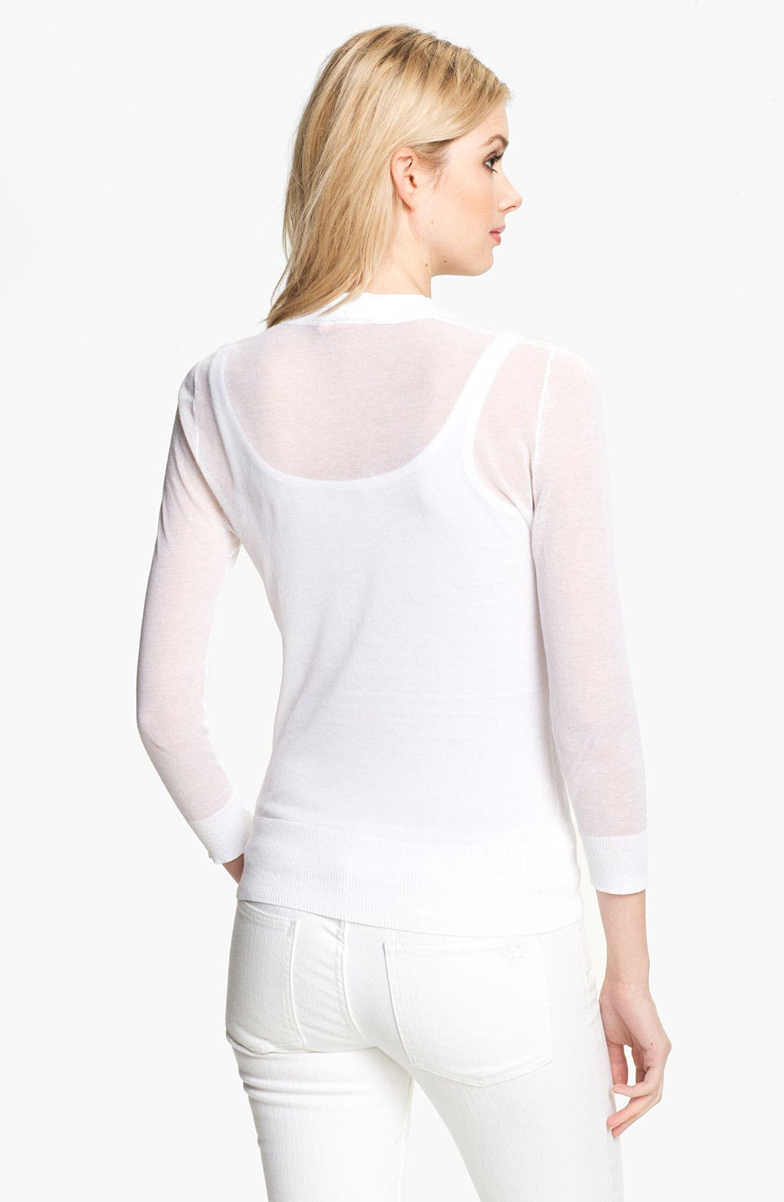Alternate Image 2  - Tory Burch 'Simone' Cardigan