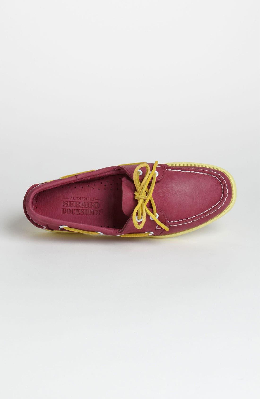 Alternate Image 3  - Sebago 'Docksides' Boat Shoe