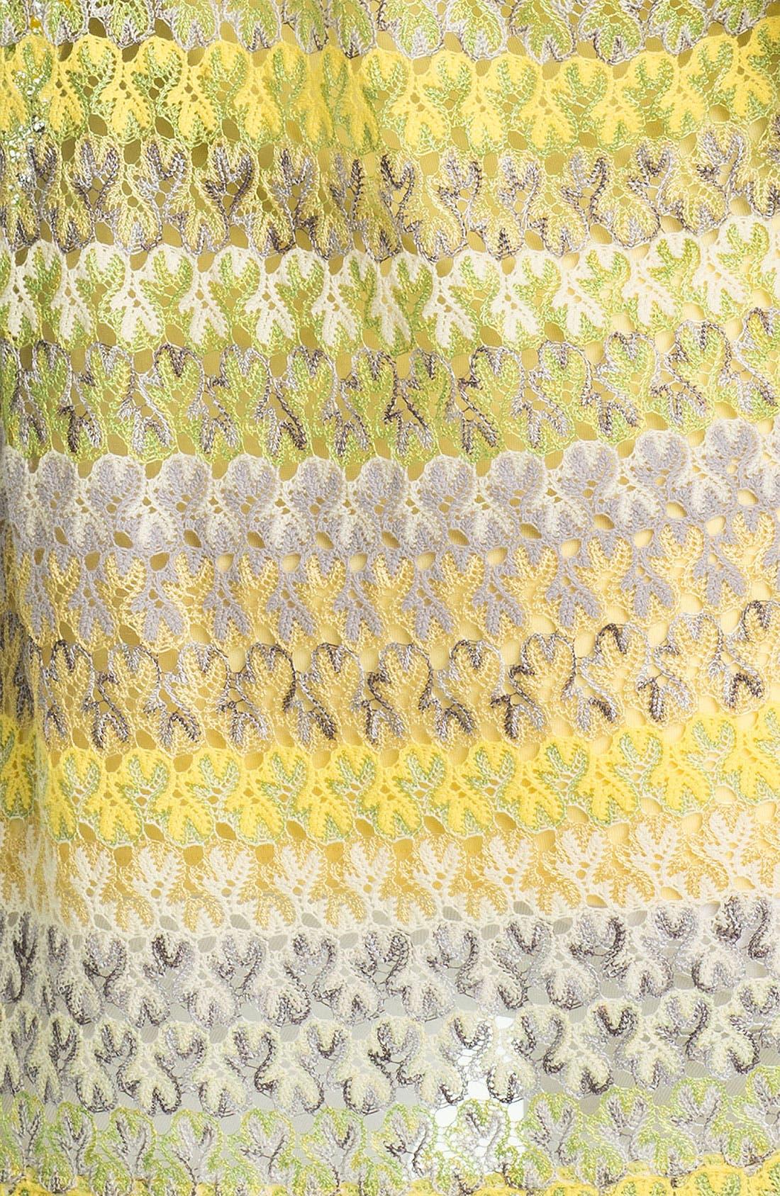 Alternate Image 3  - Nic + Zoe 'Lace Weave' Cardigan