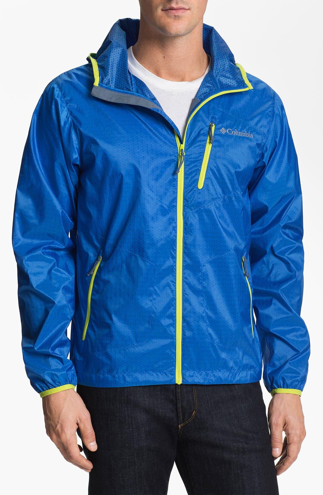 Main Image - Columbia 'Trail Drier™' Windbreaker Jacket