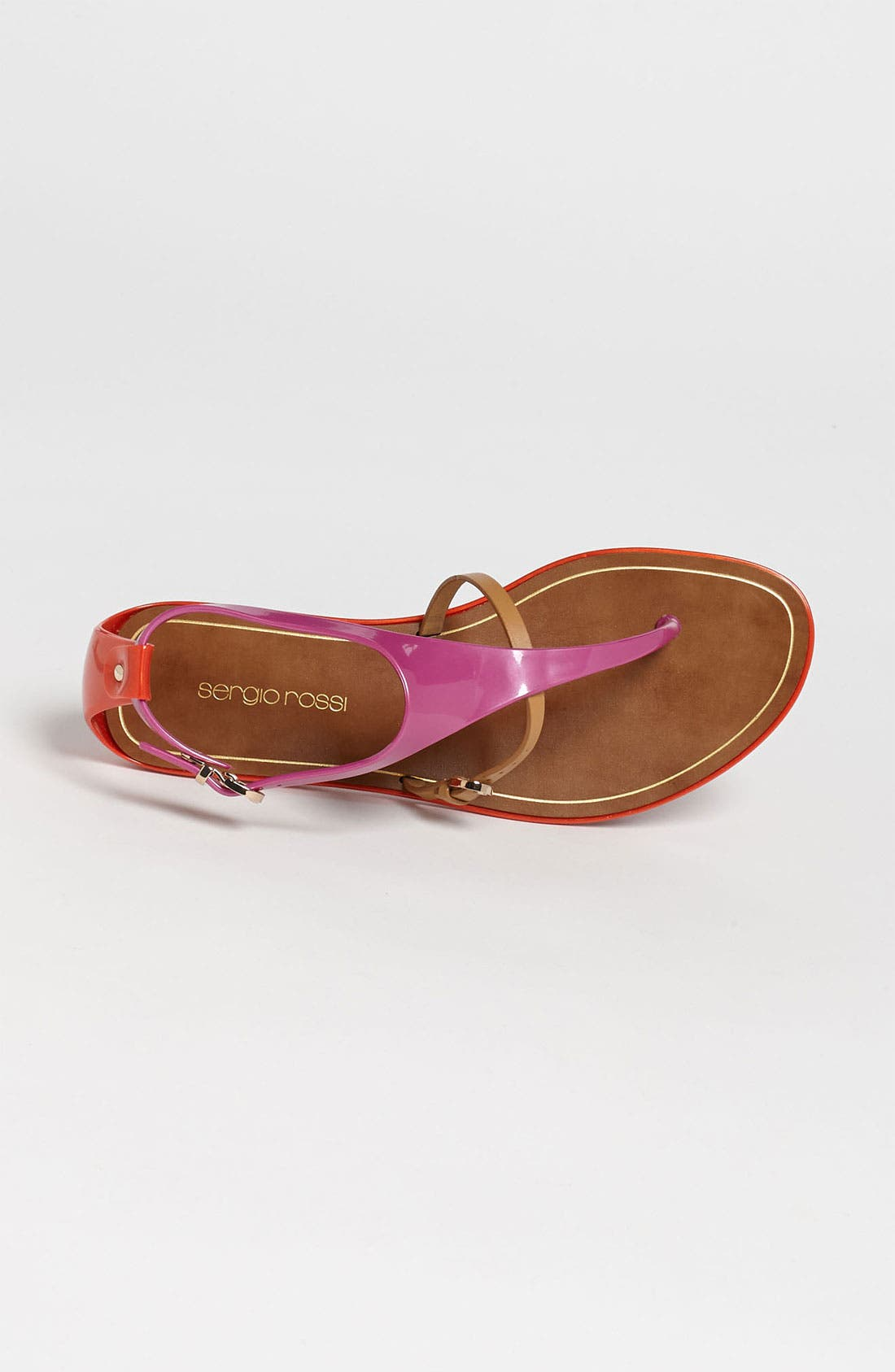 Alternate Image 3  - Sergio Rossi Thong Sandal