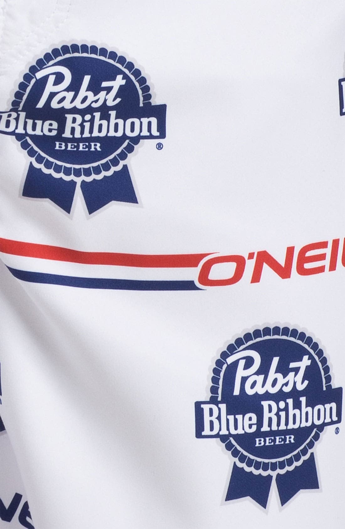 Alternate Image 3  - O'Neill 'PBR Logo' Print Board Shorts