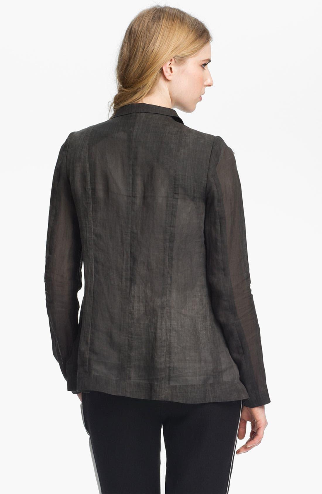 Alternate Image 3  - Elizabeth and James 'Vicky' Sheer Jacket