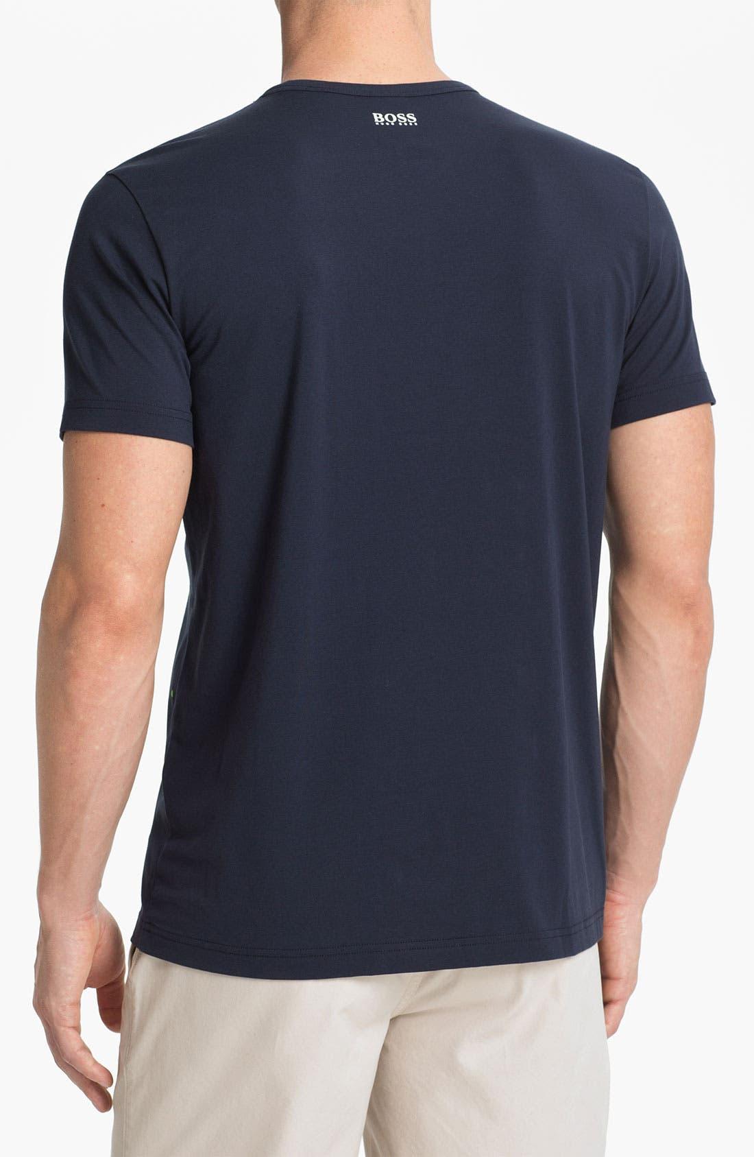 Alternate Image 2  - BOSS Green 'Tee 6' T-Shirt