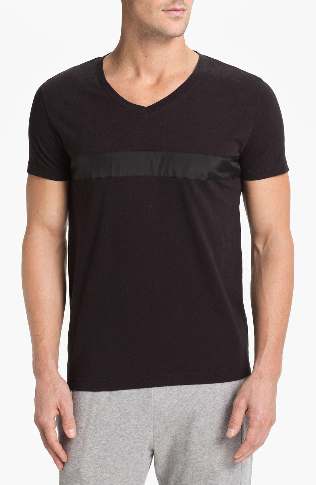 Alternate Image 1 Selected - adidas SLVR Stripe T-Shirt