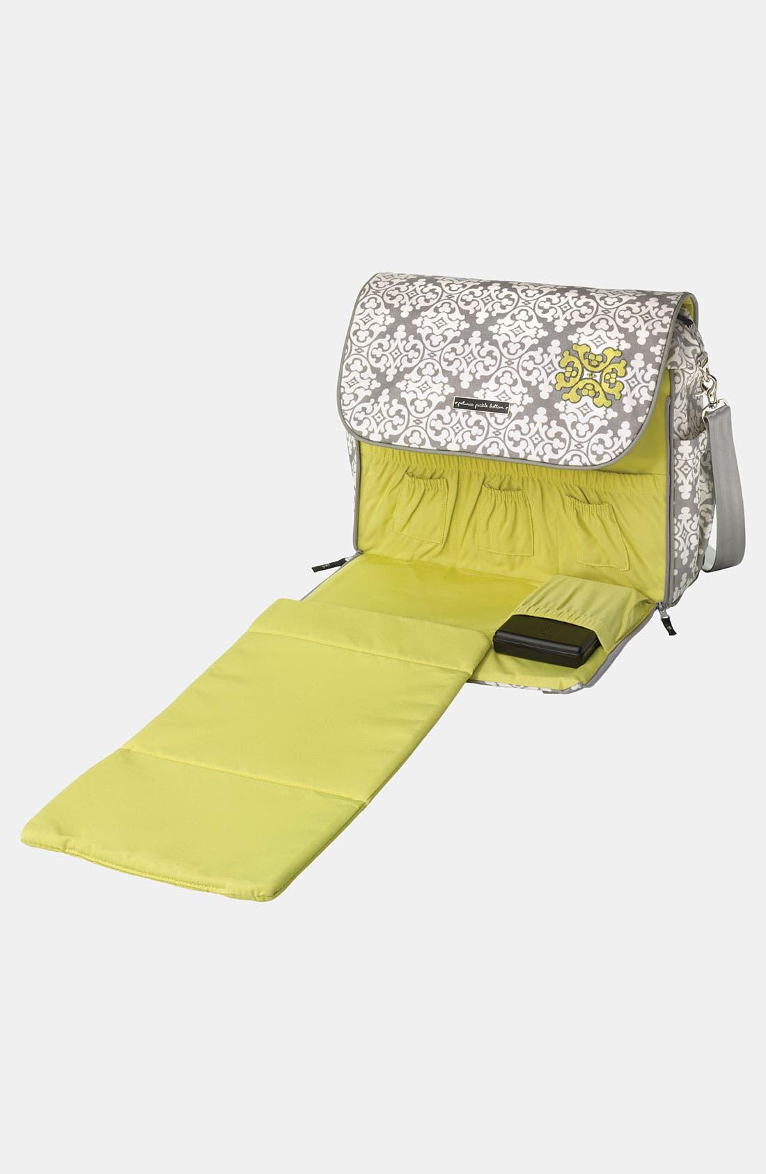 Alternate Image 3  - Petunia Pickle Bottom 'Abundance Boxy' Glazed Backpack Diaper Bag