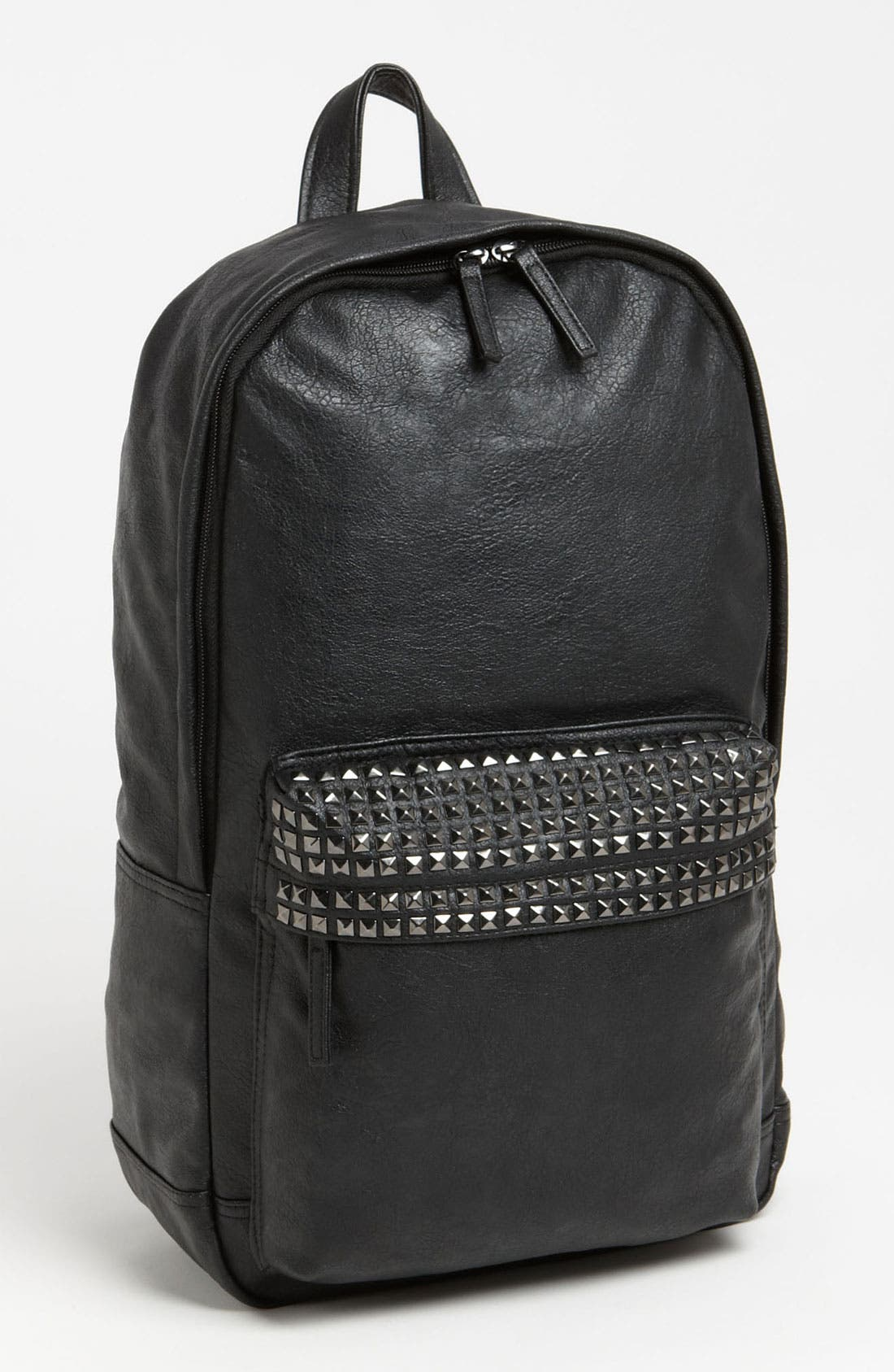 Main Image - Topman Studded Backpack