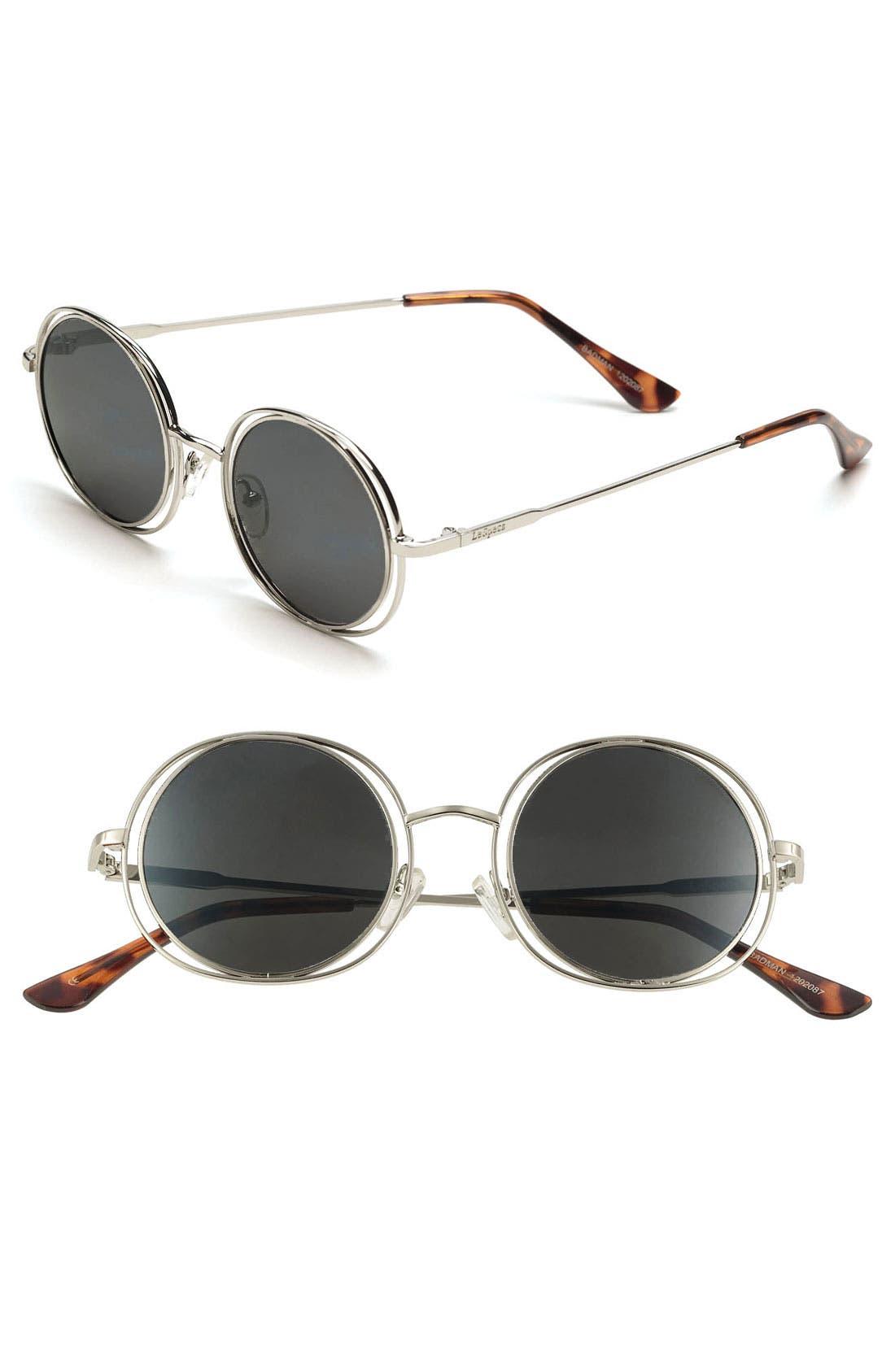 Alternate Image 1 Selected - Le Specs 'Badman' Sunglasses