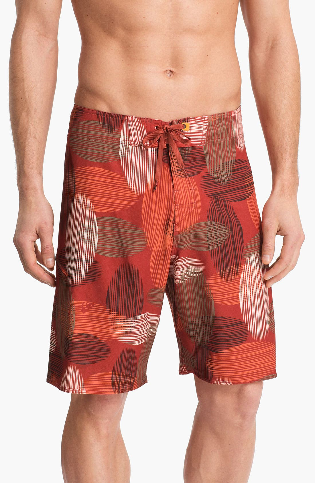 Alternate Image 1 Selected - Quiksilver Waterman Collection 'Panorama' Board Shorts