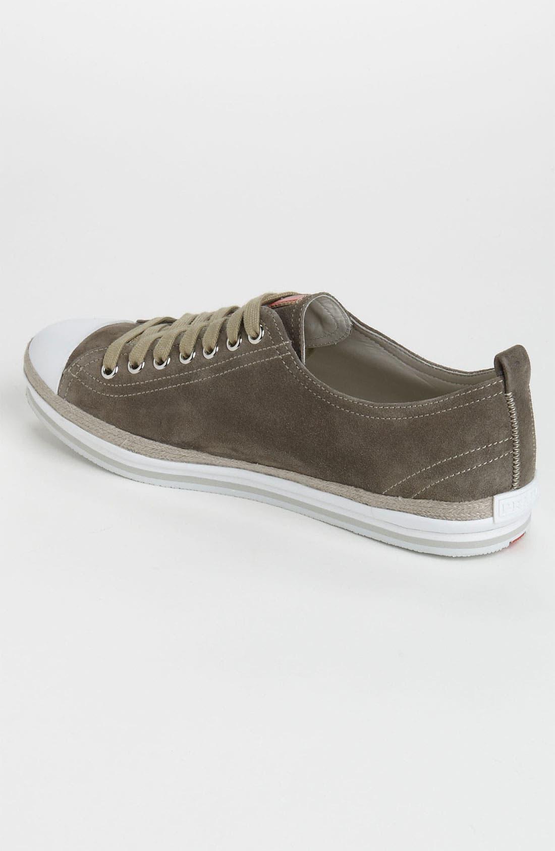Alternate Image 2  - Prada Low Profile Espadrille Sneaker