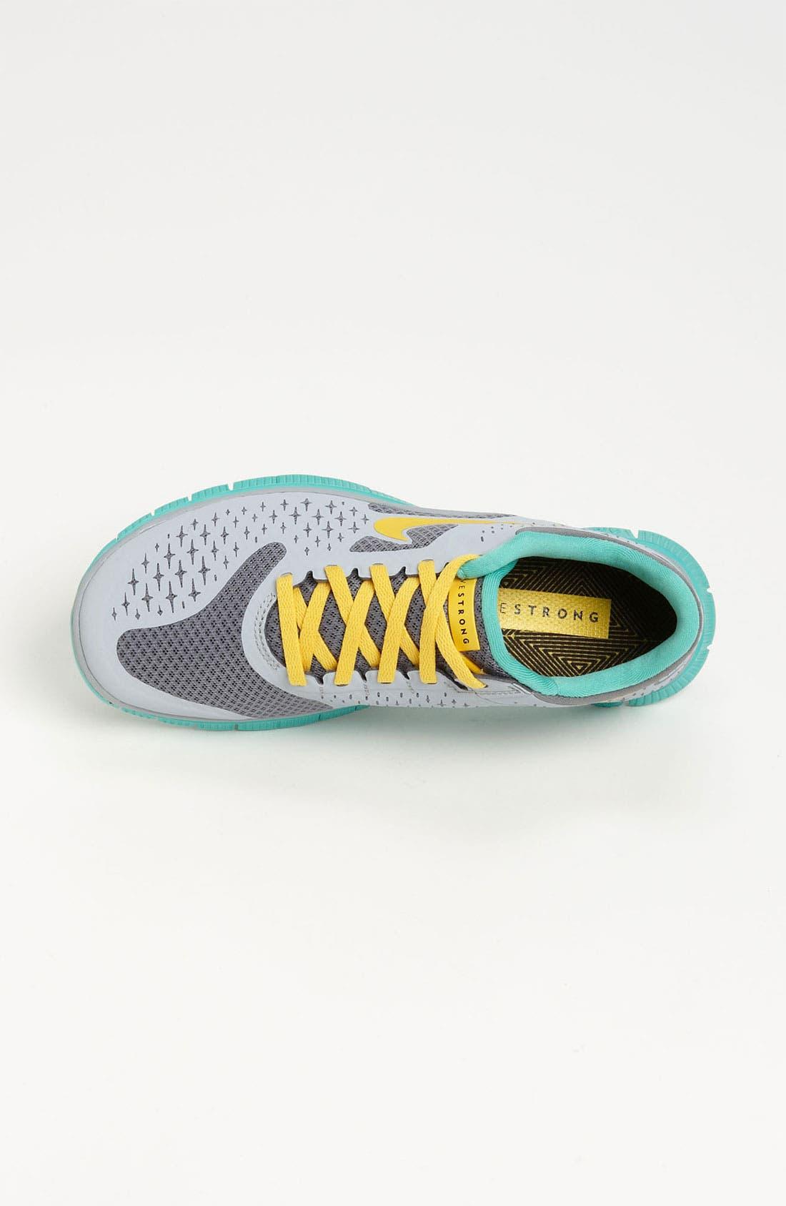 Alternate Image 3  - Nike 'Free 4.0 V2 Livestrong' Running Shoe (Women)