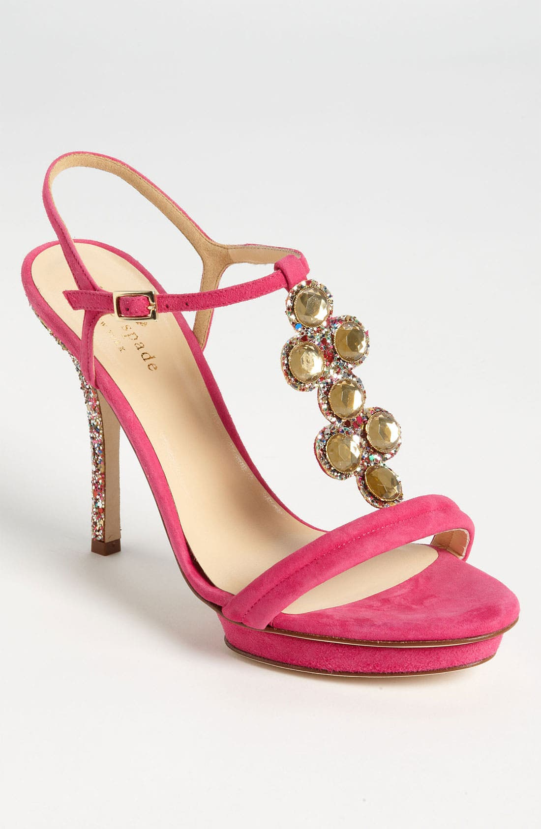 Alternate Image 1 Selected - kate spade new york 'velvet' sandal