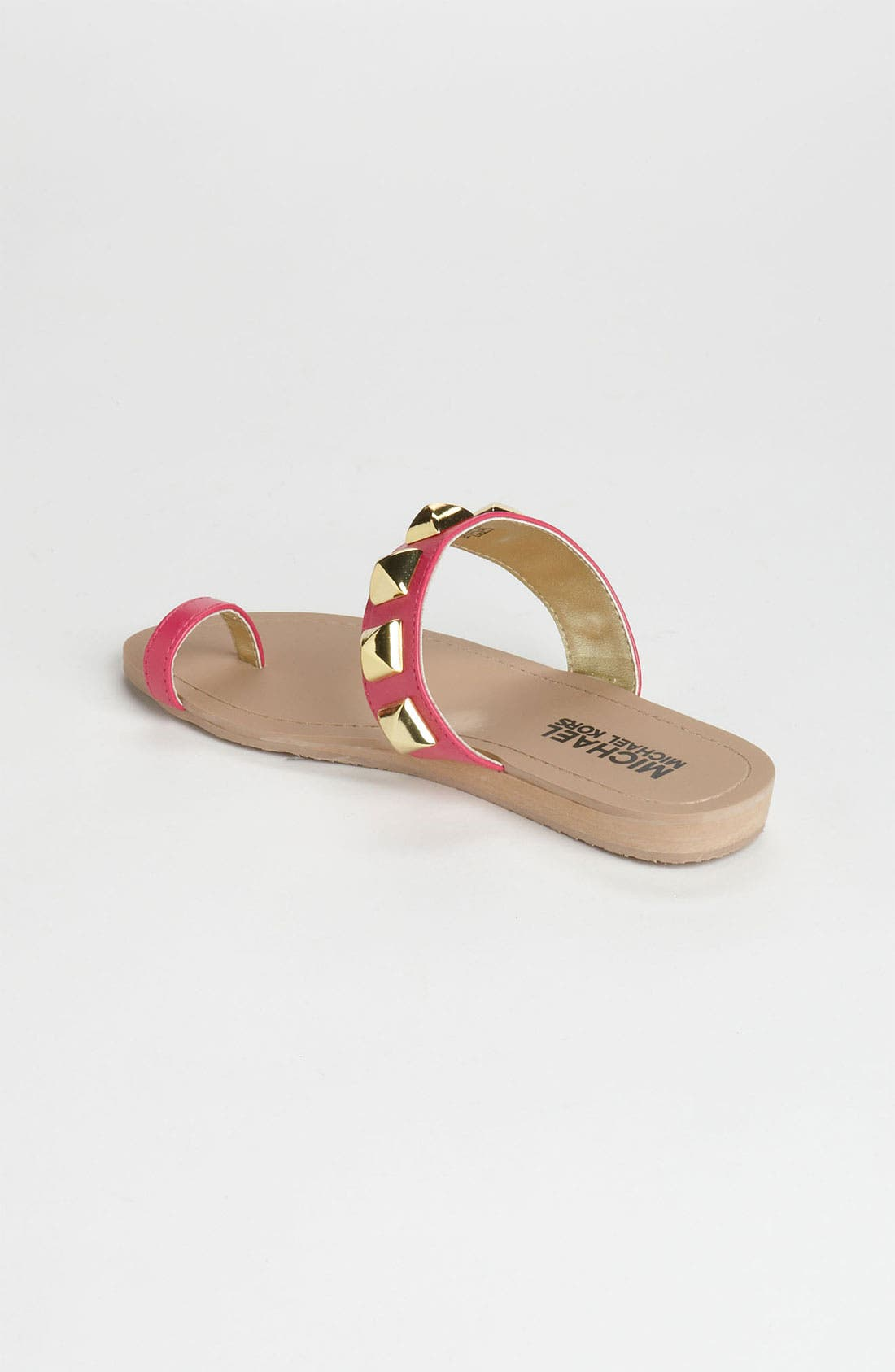 Alternate Image 2  - MICHAEL Michael Kors 'Zen' Sandal (Little Kid & Big Kid)