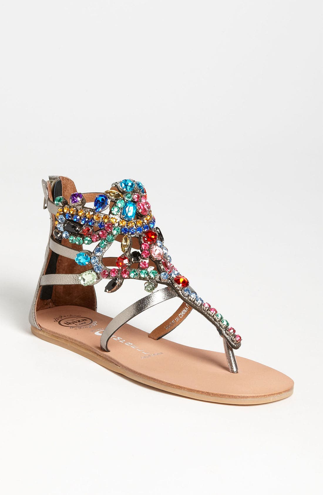 Alternate Image 1 Selected - Jeffrey Campbell 'Prizzy' Sandal