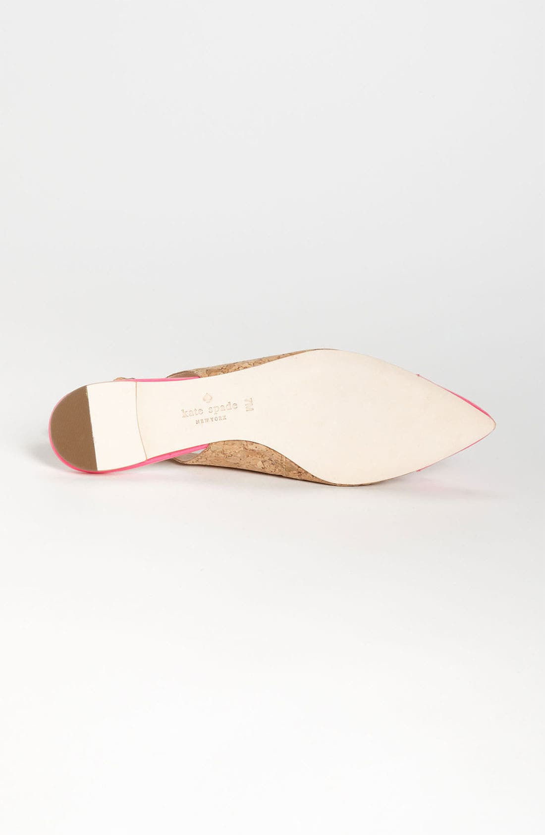 Alternate Image 4  - kate spade new york 'ginny' flat